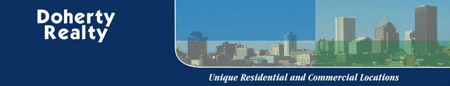 Doherty Realty Page Header